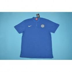 Chelsea blue polo shir