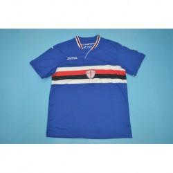 Sampdoria home blue size:18-1
