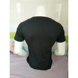 Pa-ris jordan black cotton shir