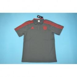 Bayern gray polo shir
