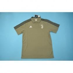 Juventus khaki polo size:18-1