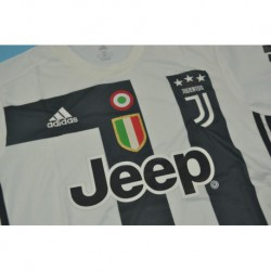 Juventus white collective edition jersey 20 size:18-201