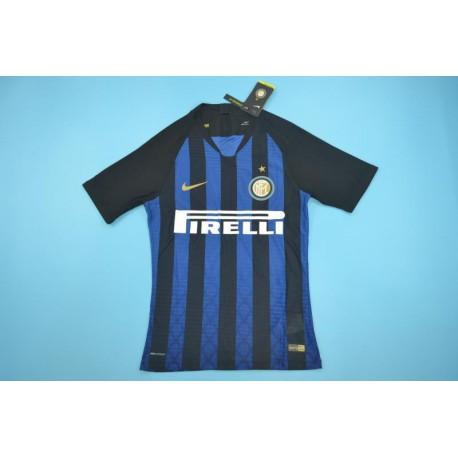 Inter Milan 2010 Shirt Inter Milan England Kit Inter Milan Home Player Version Size 18 19