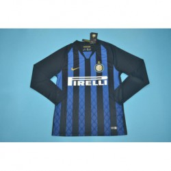 Nike-Inter-Milan-Jersey-Youth-Inter-Milan-Jersey-Inter-milan-home-long-sleeves-Size18-19