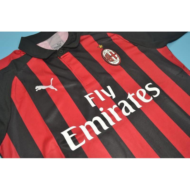 AC Milan Store Italy,AC Milan Shirts Cheap,AC milan Home Size:18-19