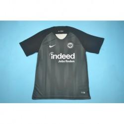 Frankfurt black soccer jersey shirt 20 size:18-201