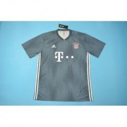 Bayern away gray-black Player Version Size:18-1