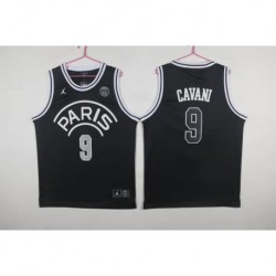 P-aris aj cavani basketball jersey