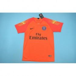 Pa-ris orange goalkeeper shirt size:18-1