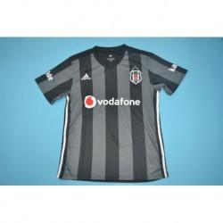 Size:18-19 besiktas away black soccer jerse