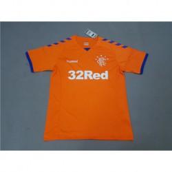 Rangers away orange size:18-1