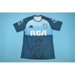Racing club third away soccer jersey shirt 20 size:18-201