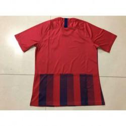 Size:18-19 cerro porteno red soccer jerse