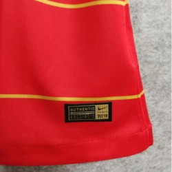 Guangzhou Evergrande Home Player Version Soccer Jersey 20 Size:18-201
