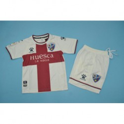 Huesca white kid kit