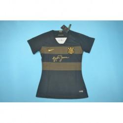 Corinthians 3rd black girl size jersey