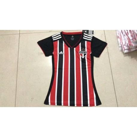 Women jerseys sao paulo home size:18-1