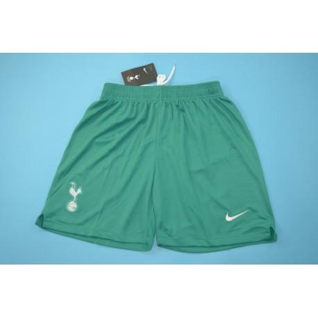 Tottenham 3rd Kit 2019 Tottenham 3rd Kit 2018 Tottenham 3rd Green Shorts Size 18 19