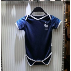 France 2 stars baby jersey