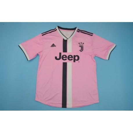 Pink Juventus Soccer Jersey Juventus Soccer Jersey Pink Juventus Pink Size 19 20 Picture Version
