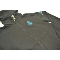Zne hoodie jacket madrid black size:17-1