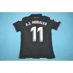 Size:18-19 levante black soccer jerse