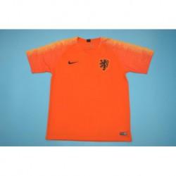 Holland home jerseys size:18-1