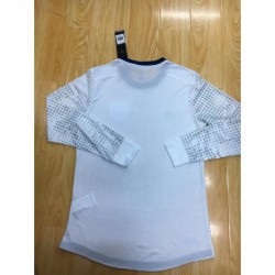 Player Version Russia Away Long Sleeves 201
