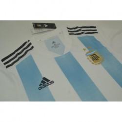 Argentina Home Adizero Version Jerseys 201