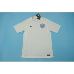 England Home Player Version World Cup 2018 Soccer Jerse