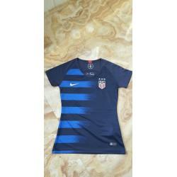 Usa away women jersey size:18-1