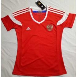Russia home women soccer 201