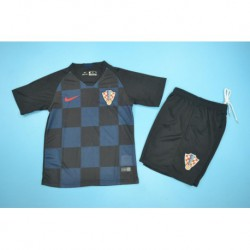 Croatia away kid kits 201