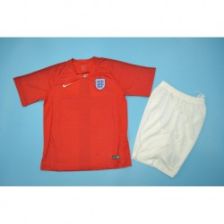 England away red kid kits 201