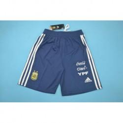 Argentina blue training short