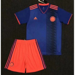 Colombia away china top quality adult kit 201