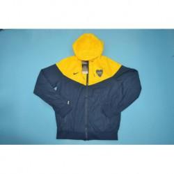 Size:18-19 boca yellow windbreaker jacke