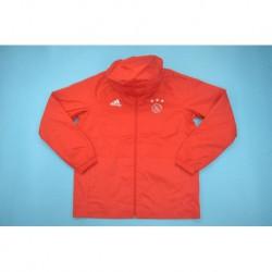 Ajax red windbreaker jacket size:18-1