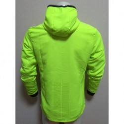 Chelsea-FC-Green-Jersey-Chelsea-Green-Away-Kit-Size16-17-chelsea-Fluorescent-green-Waterproof-Windbreaker-Hooded-jacket