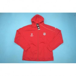 Size:18-19 hoode jacket bayern ucl zne red normal qualit