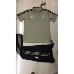 Juventus gold polo set size:18-1