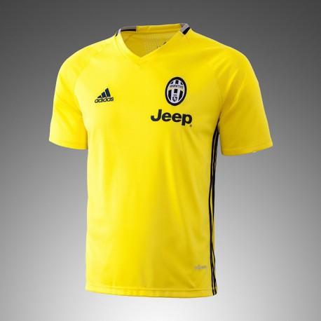 Juventus Away Kit Yellow Juventus Training Kit 2019 Juventus Yellow Ss Training Suit