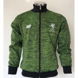 Liverpool green camouflage jacke
