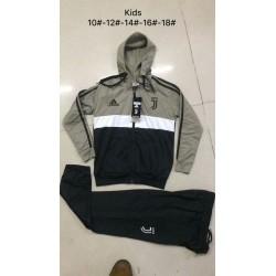 Kids hooded jacket set size:18-1