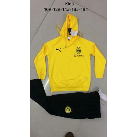 Jersey Borussia Dortmund 2016 Pulisic Dortmund Jersey Youth Youth Dortmund Yellow Hoodie Suit 20 Size 18 2019
