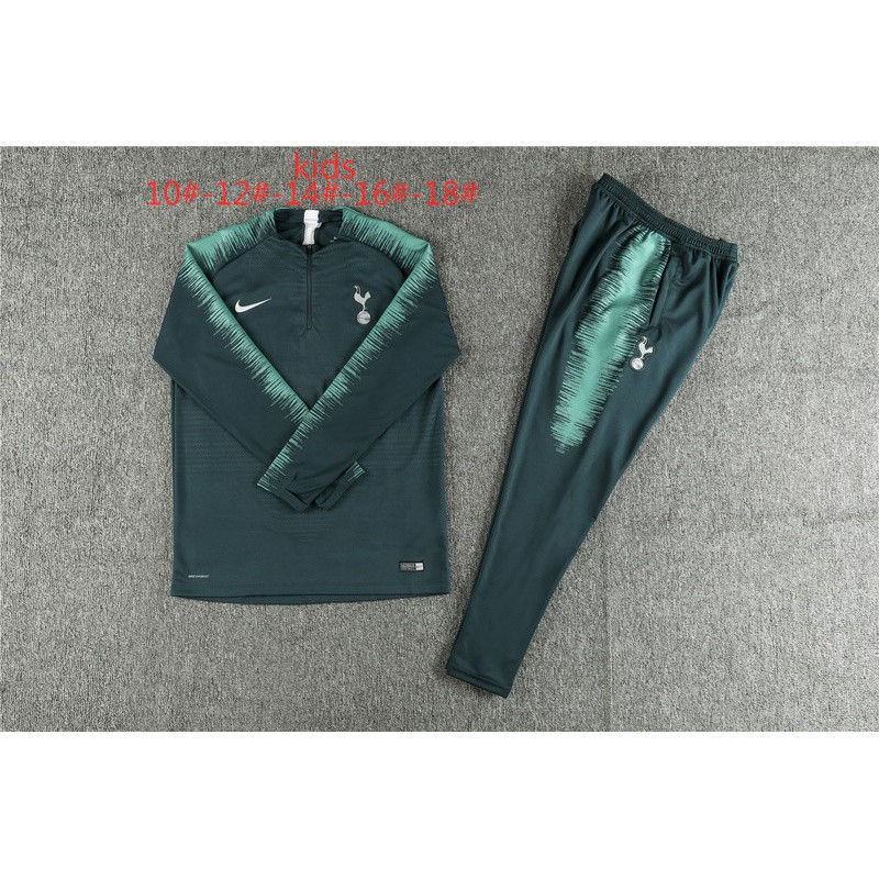Tottenham Hotspur Training Kit Tottenham Hotspur Training Jersey Tottenham Green Kid Training Suit