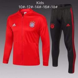 Bayern red jacket tracksui