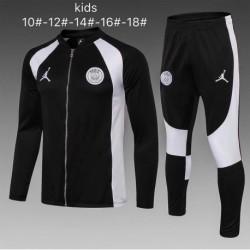 Pa-ris jordan black&white kid jacket tracksuit 20 size:18-201