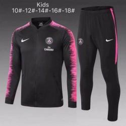 Pa-ris nike black kid jacket suit 20 size:18-201