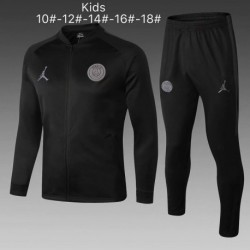 Pa-ris jordan black kid jacket suit 20 size:18-201